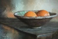 Orange Still Life Fine-Art Print