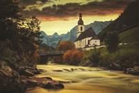 The Church Fine-Art Print