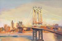 Manhattan Reflection Fine-Art Print