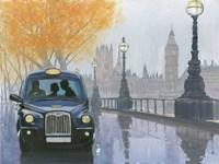 Along the Thames Fine-Art Print