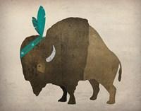 Buffalo Bison III Fine-Art Print