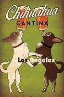 Double Chihuahua Los Angeles Fine-Art Print