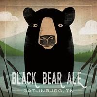Skinny Dip Black Bear Ale Fine-Art Print