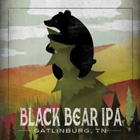 Leaf Peeper Black Bear IPA Fine-Art Print