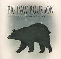 Ursa Major Big Paw Bourbon Fine-Art Print