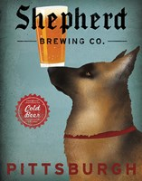 Shepherd Brewing Co Pittsburgh Fine-Art Print