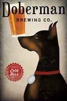 Doberman Brewing Company Fine-Art Print