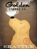 Golden Coffee Co Fine-Art Print