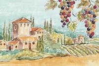 Tuscan Breeze I No Poppies Fine-Art Print