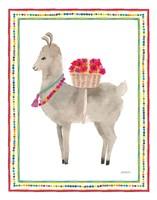 La La Llama II Fine-Art Print