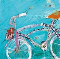 Ride Blue Pink Fine-Art Print
