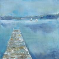 Lake Edge II Fine-Art Print