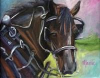 Charleston Working Horse Fine-Art Print