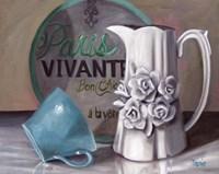 Parisian Still Life Fine-Art Print