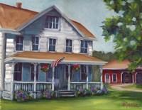 Porch Days Fine-Art Print