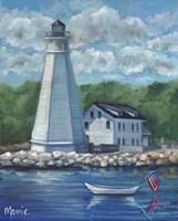 New London Lighthouse Fine-Art Print