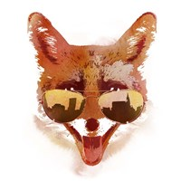 Big Town Fox Fine-Art Print