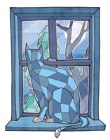 Window Watcher Fine-Art Print