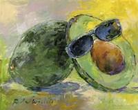 Art Avocado Fine-Art Print