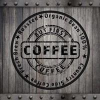Coffee Signs V2 Fine-Art Print