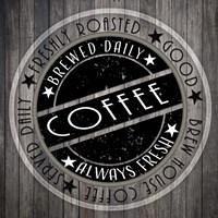 Coffee Signs V3 Fine-Art Print