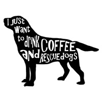Rescue Dog 5 Fine-Art Print