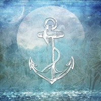 Sailor Away Anchor Fine-Art Print