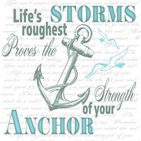 Sailor Away Sign 2 Fine-Art Print