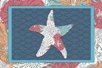 Sea Side BoHo - Starfish Fine-Art Print