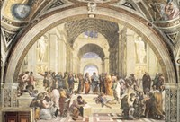 School of Athens Fine-Art Print