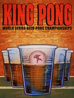 King Pong Fine-Art Print