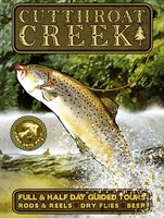 Cutthroat Creek Brown Trout Fine-Art Print
