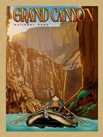 Grand Canyon River Ride Fine-Art Print