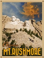 Mt Rushmore Fine-Art Print