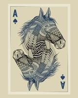 Geo Horse Fine-Art Print