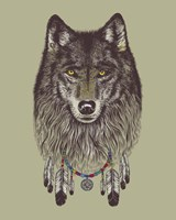 Wolf Dreams Fine-Art Print