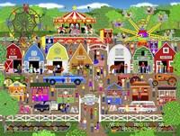 Farm County Fair Fine-Art Print