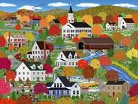 New England Autumn Fine-Art Print