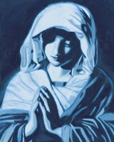 The Virgin Mary Fine-Art Print