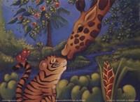 Jungle Love II Fine-Art Print