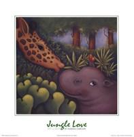 Jungle Love III Fine-Art Print