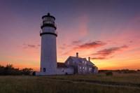 Cape Cod Sunset Fine-Art Print