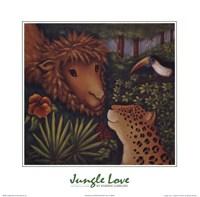 Jungle Love IV Fine-Art Print