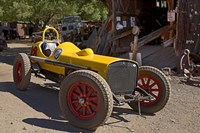 Gold King Mine Race Car Fine-Art Print