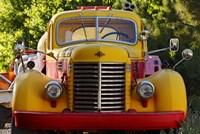 Gold King Mine Yellow Truck Fine-Art Print