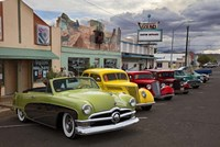 Rt 66 Fun Run Kingman Fine-Art Print