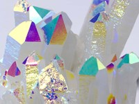Rainbow Quartz I Fine-Art Print