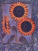 Flora Nouveau Fine-Art Print