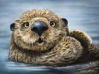 Otter Totem Fine-Art Print