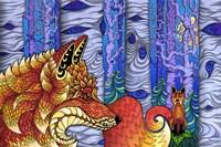 Foxy Fine-Art Print